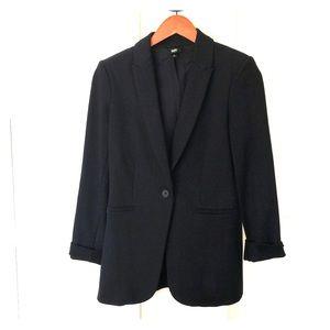 Mossimo soft blazer with one button